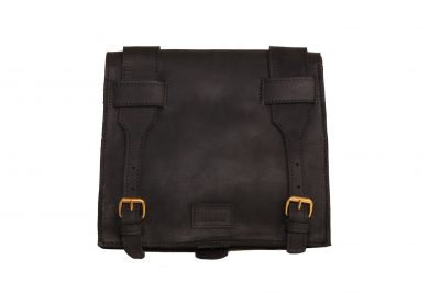 mahiout waterloo bag in leather