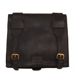 mahiout waterloo bag in black leahter and solid brass fittings, http://www.mahiout.com, http://www.contractor48.com