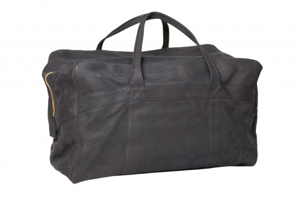 MAHIOUT, TAP Travelbag, black nubuck