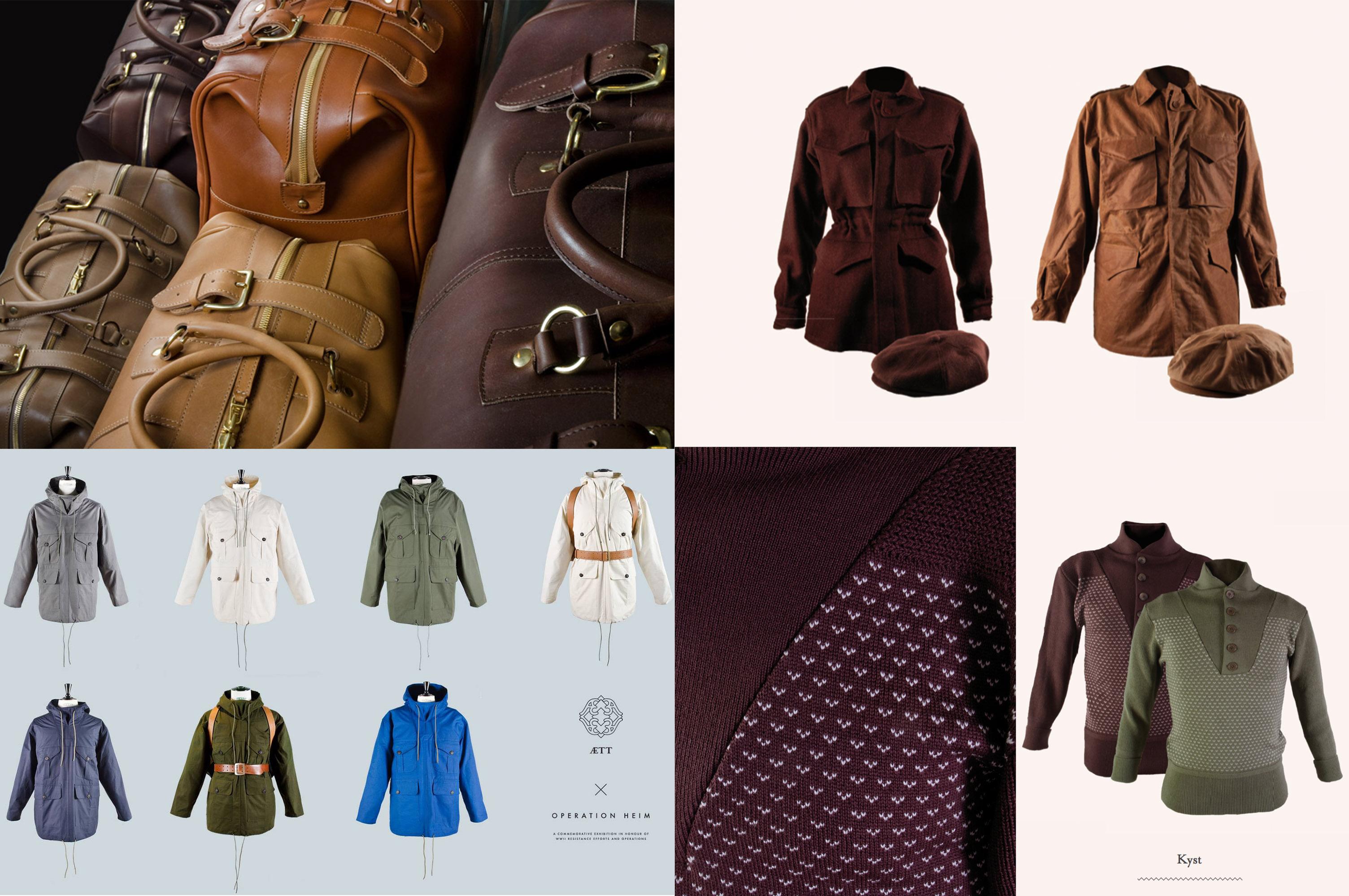 Aett clothing
