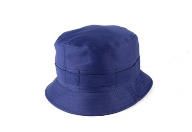fabriaction Locale james bucket hat in moleskin