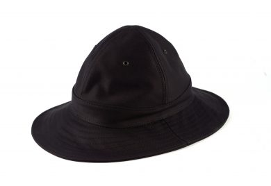 fabrication locale martial hat in moleskin