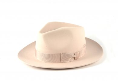 Fabrication Locale Ernest fur felt hat
