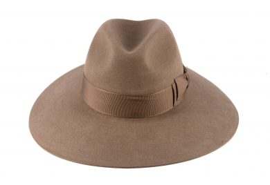 Fabrication Locale Etta fur felt hat