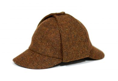 Fabrication Locale Deer hunter cap in Harris tweed contractor48
