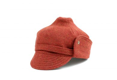 Fabrication Locale Ivane Cap i harris tweed contractor48