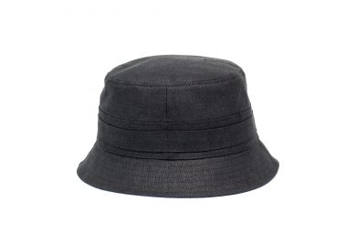 fabrication locale james bucket hat in ventile