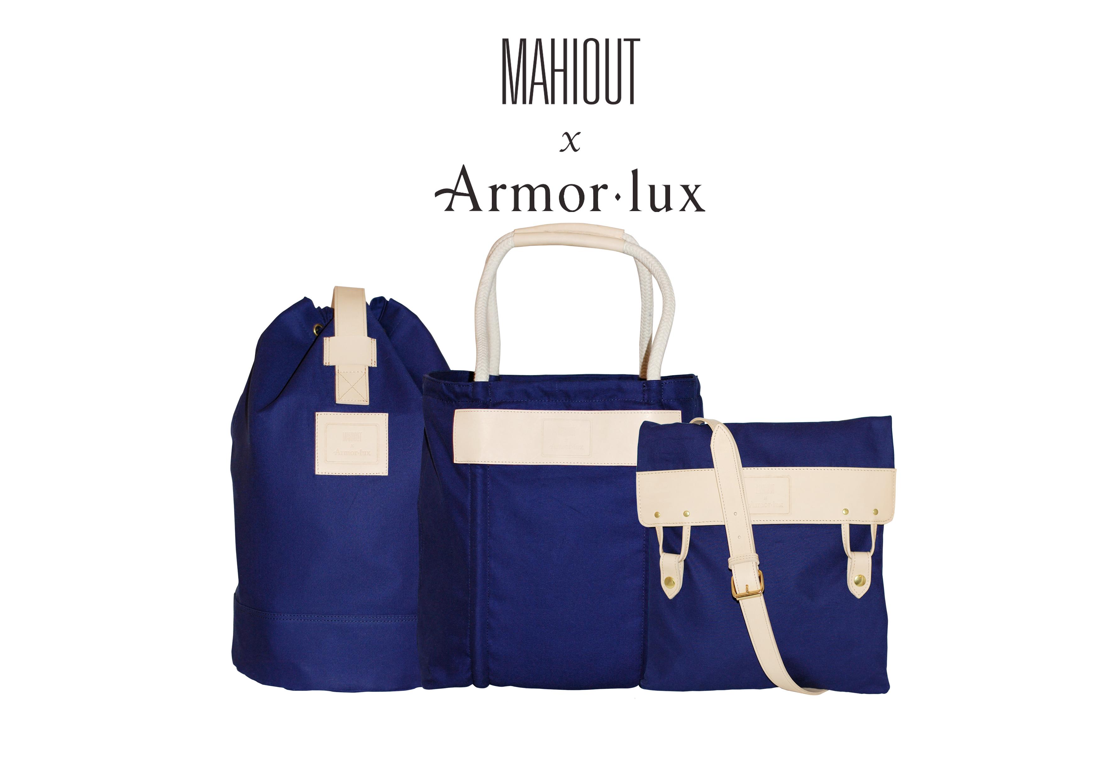 MAHIOUT X ARMOR-LUX