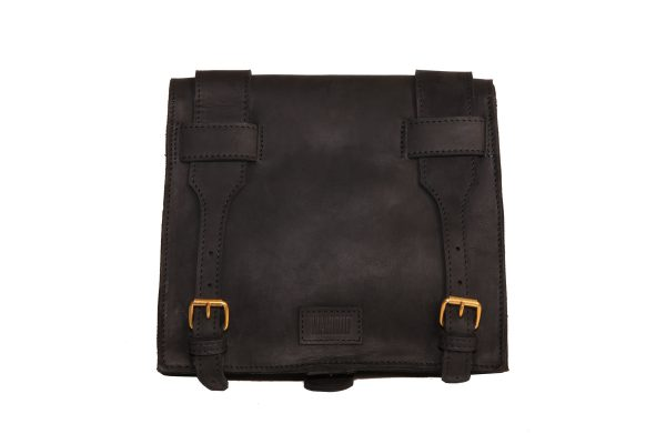 mahiout waterloo bag in leather