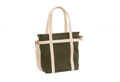 mahiout bag, cotton canvas, natural tanne leather, solid brass fittings, //www.mahiout.com, Http://www.contractor48.com