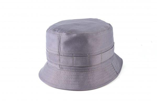 fabriaction Locale james bucket hat in moleskin
