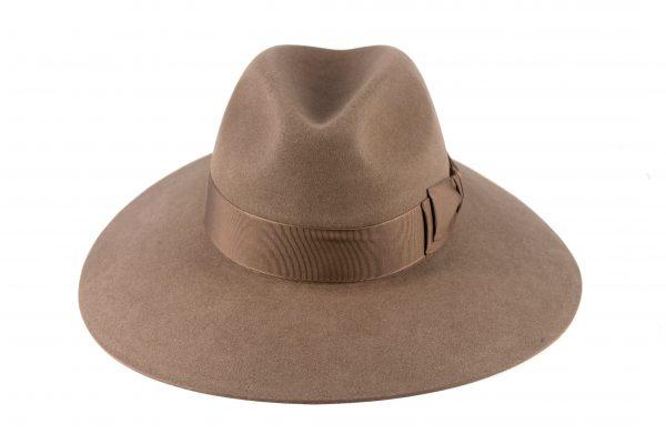 Fabrication Locale Etta fur felt hat