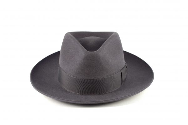 Fabrication locale Meyer fur felt hat