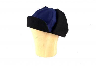 Fabrication Locale Mishka hat in moleskin and harris tweed contractor48