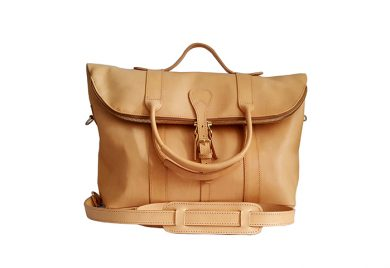 mahiout doc bag in leather