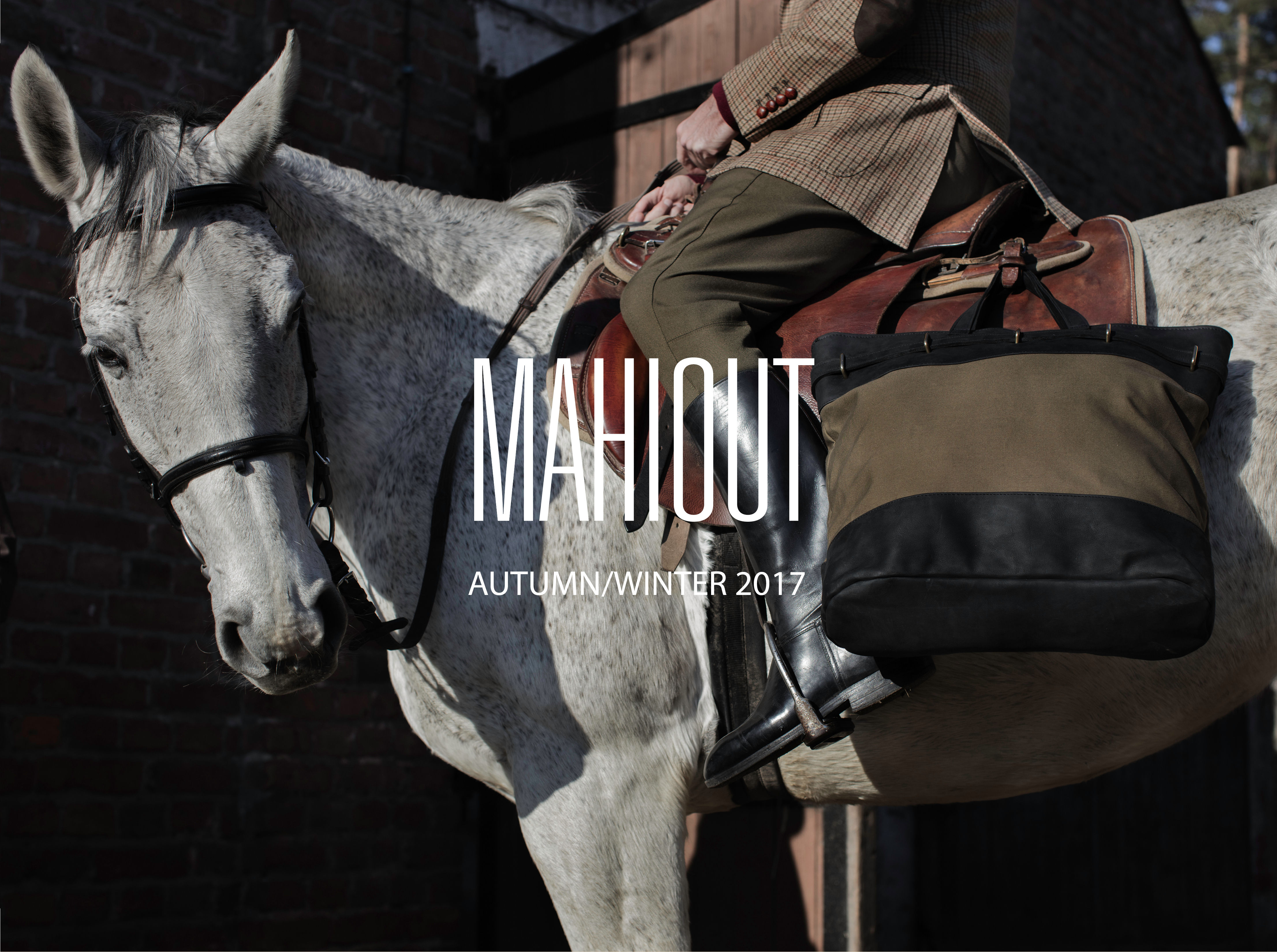 mahiout aw17 catalogue